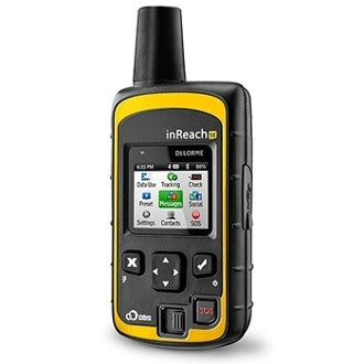 DeLorme inReach SE - Just Roughin' It