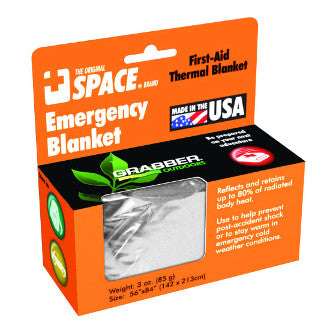 The Space Brand Emergency Blanket