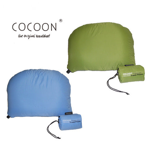 Cocoon Hood Camp Pillow