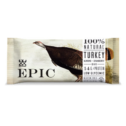 Epic Turkey Almond Bar