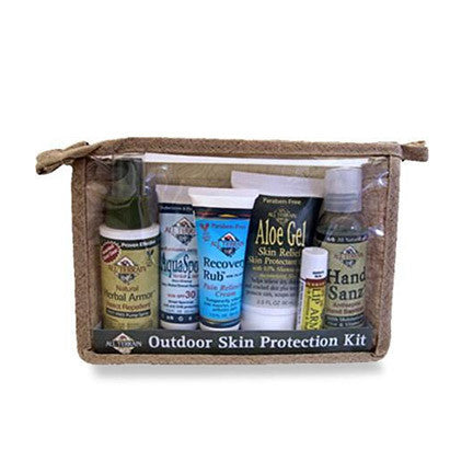 All Terrain Outdoor Skin Protection Kit