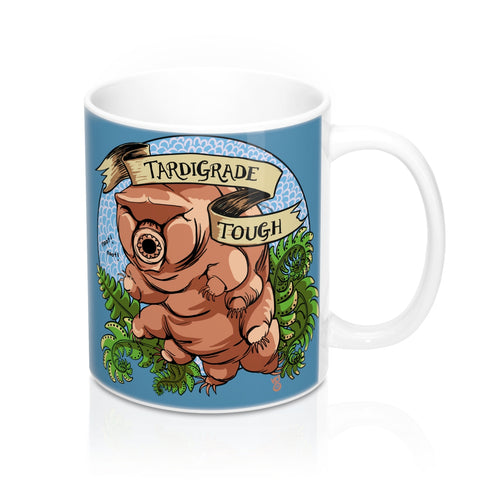Tardigrade Tough Coffee Mug