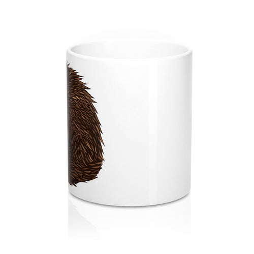 Echidna Coffee Mug 11oz