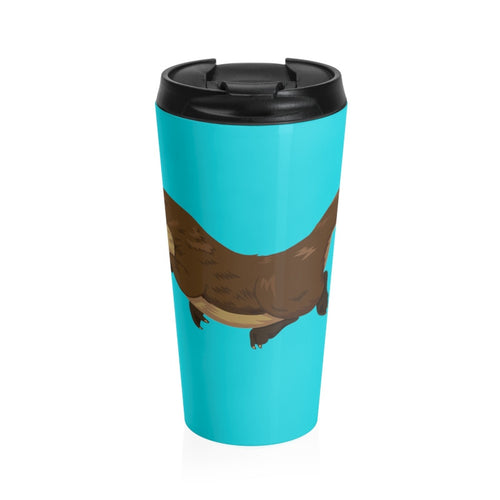Platypus Stainless Steel Travel Mug