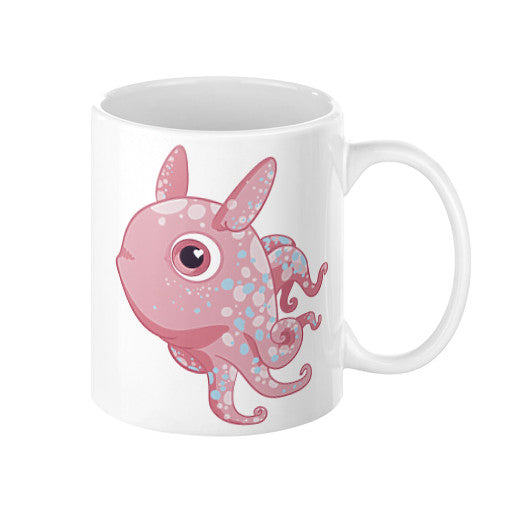 Adorabilis Coffee Mug  Sharptooth Snail