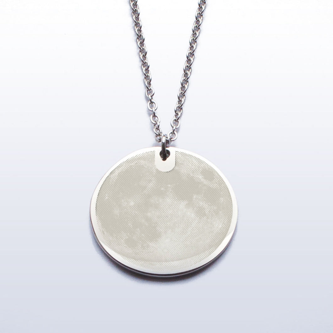 The Moon Pendant