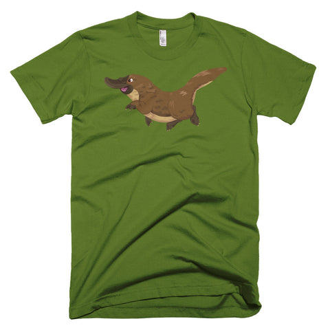 Platypus Short sleeve men's t-shirt