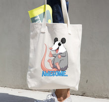 Awesome Possum Tote bag