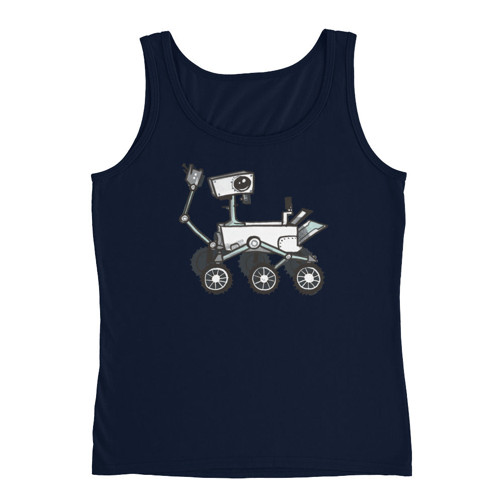 Curiosity Rover Ladies' Tank