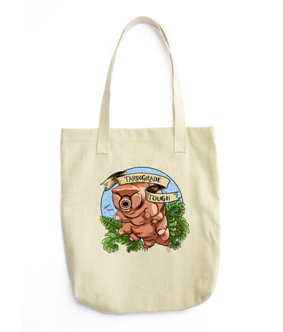 Tardigrade Tough Tote bag