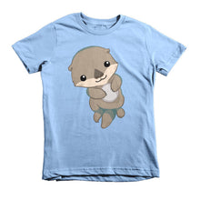 Baby Otter Short sleeve kids t-shirt
