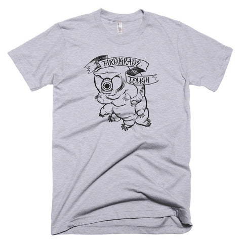 Tardigrade Tough Monochrome Short sleeve men's t-shirt