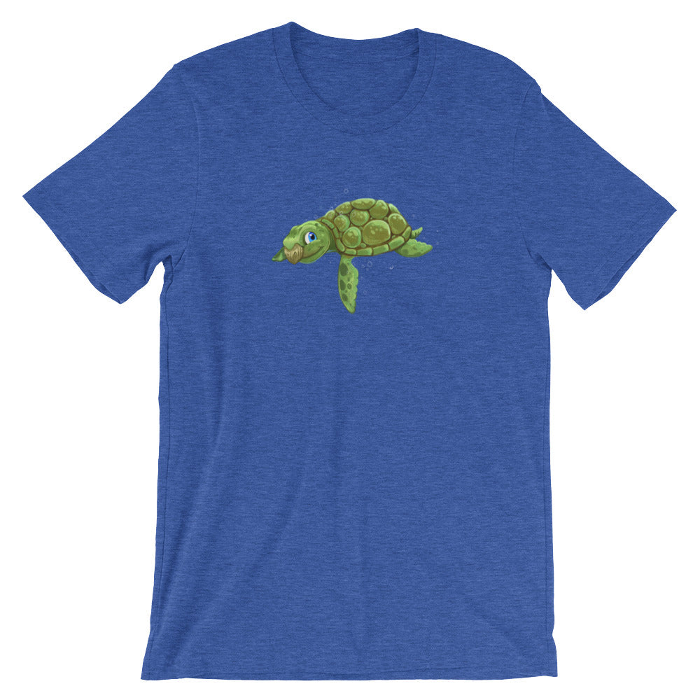 Sea Turtle Short-Sleeve Unisex T-Shirt