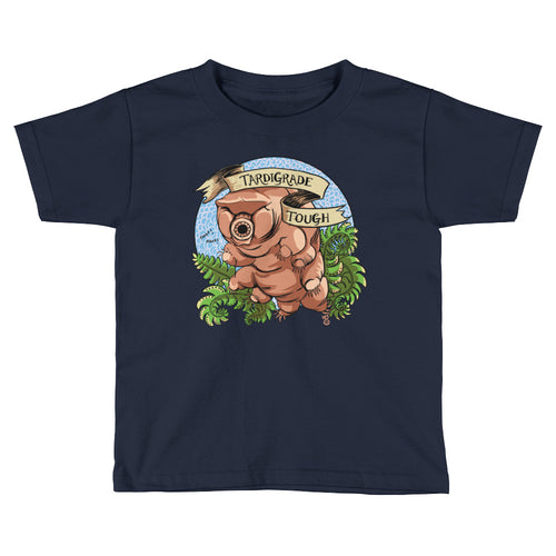 Tardigrade Tough Kids and Youth Short Sleeve T-Shirt