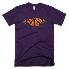 Monarch Butterfly Short sleeve unisex t-shirt
