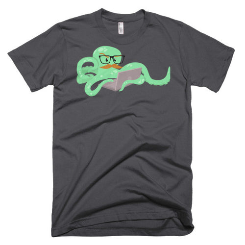 Snarktopus Short sleeve men's t-shirt