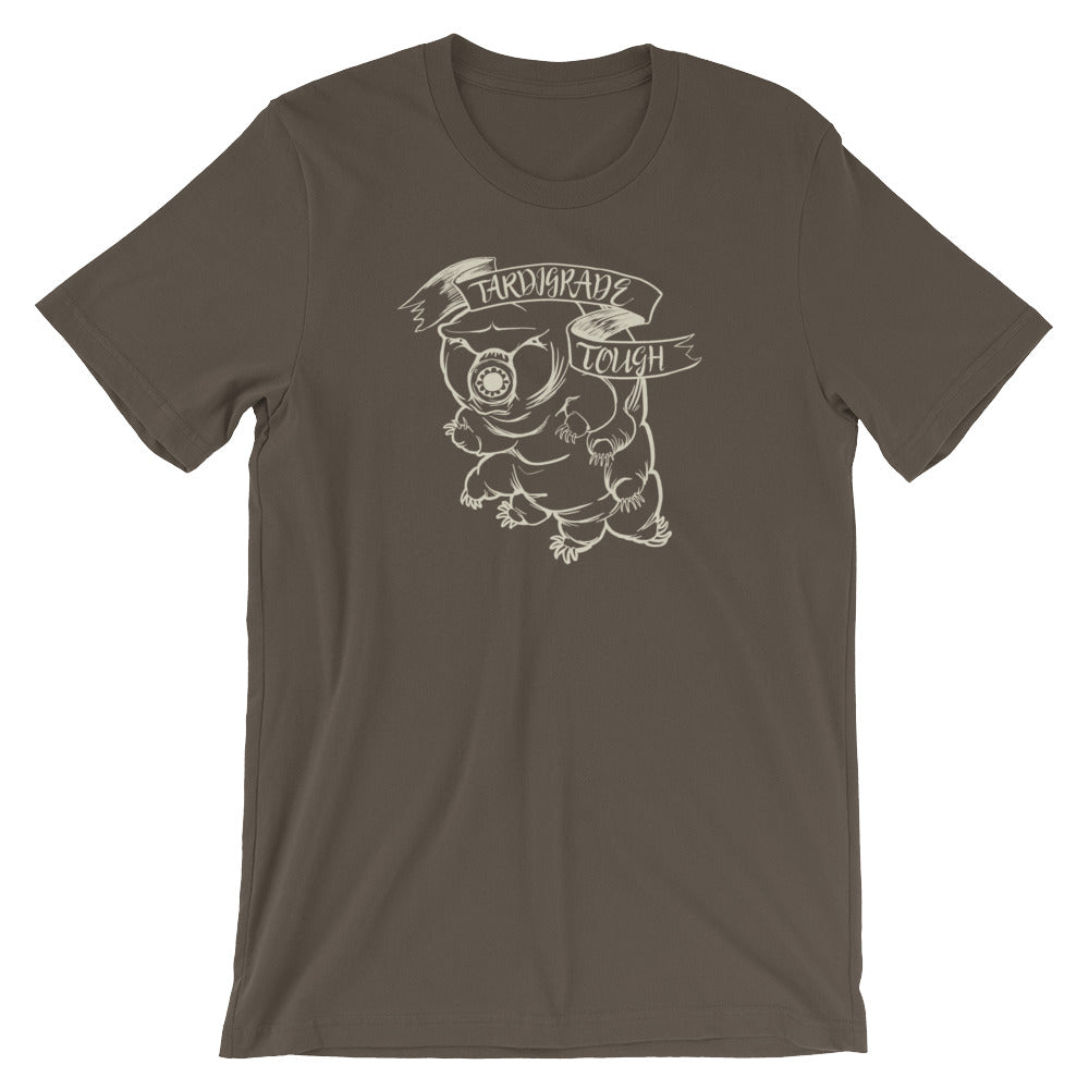 Tardigrade Tough Monochrome Short sleeve t-shirt