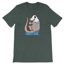 Awesome Possum Short sleeve men's t-shirt