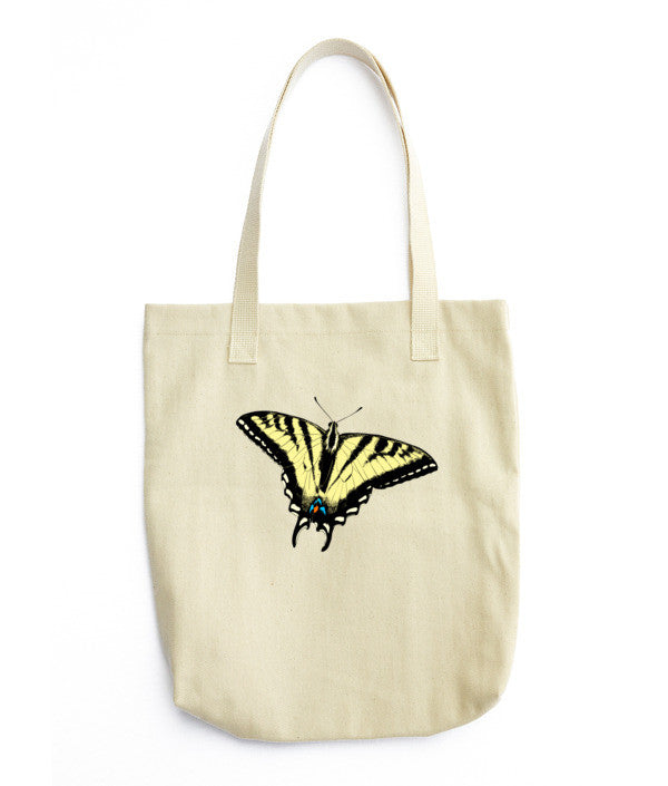 Western Tiger Swallowtail Tote bag