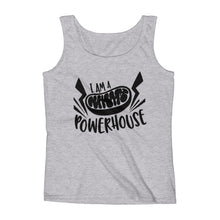 "Mitochondria ""I am a Powerhouse"" Ladies' Tank"