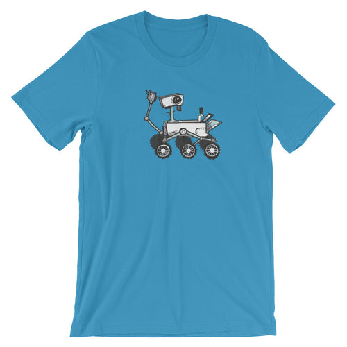 Curiosity Rover Short-Sleeve Unisex T-Shirt