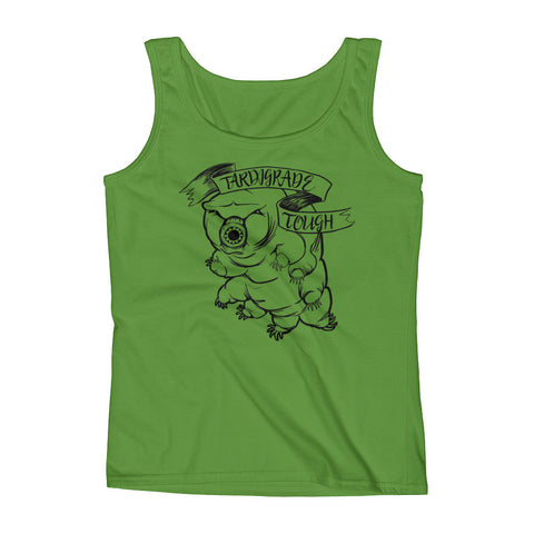 Tardigrade Tough Monochrome Ladies' Tank
