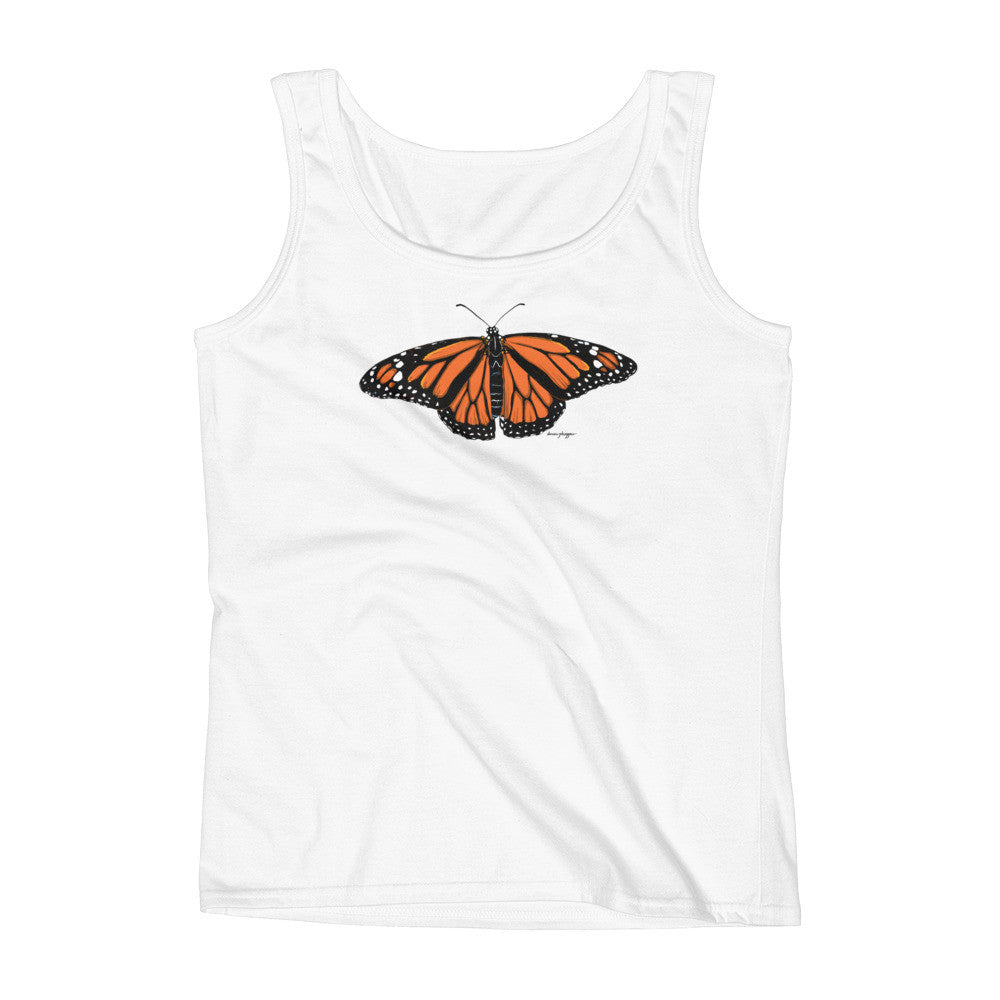 Monarch Butterfly Ladies' Tank