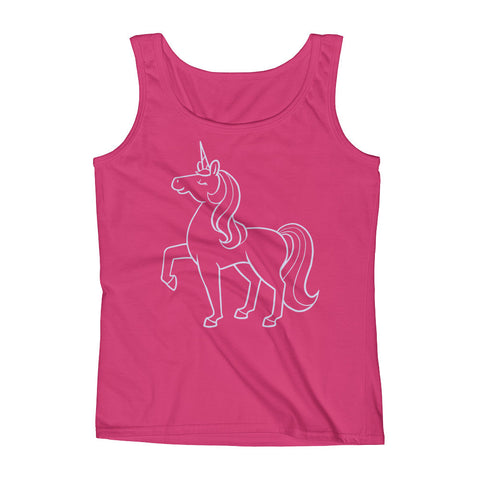 Unicorn Ladies' Tank