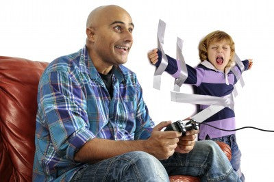 10 Reasons Why Kids Should Not Be Left Alone With Their Dad