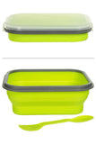 Silicone Insulated School Lunch Box