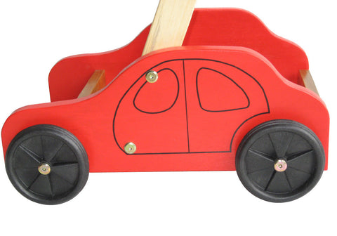 Wooden Baby Car walker