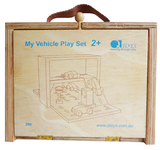 My Wooden Cars track	| A perfect Christmas Gift