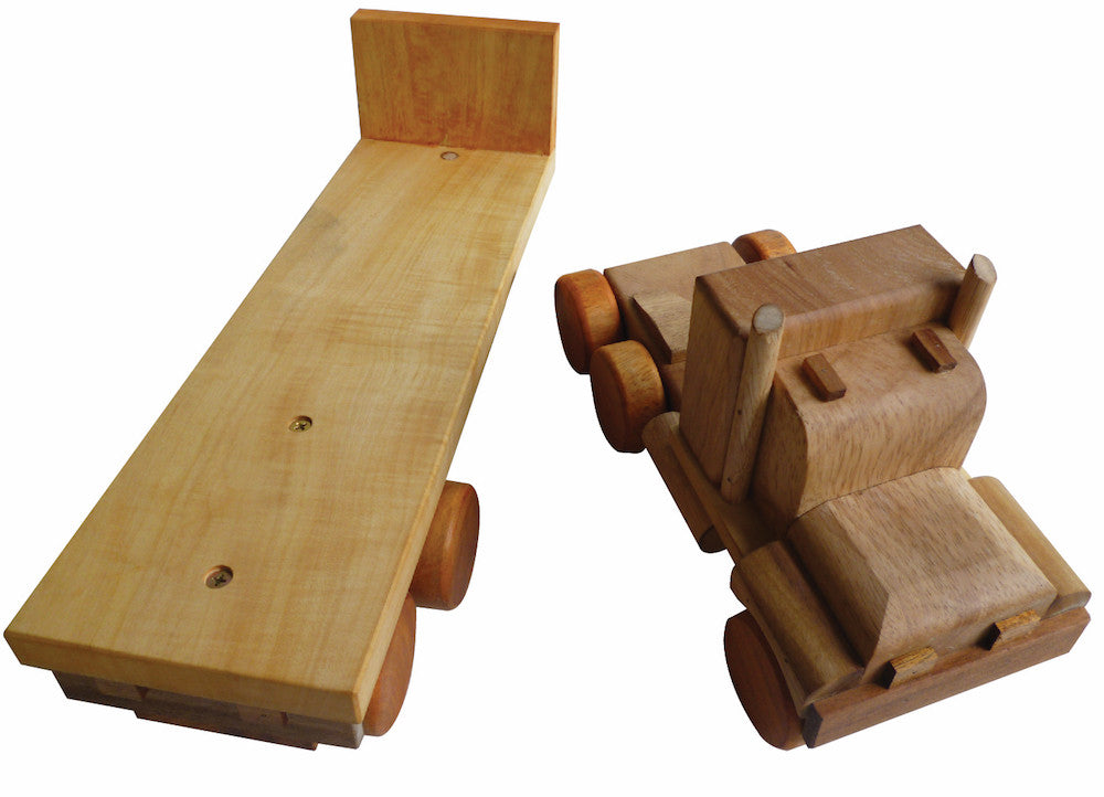 Kids Wooden Toy truck