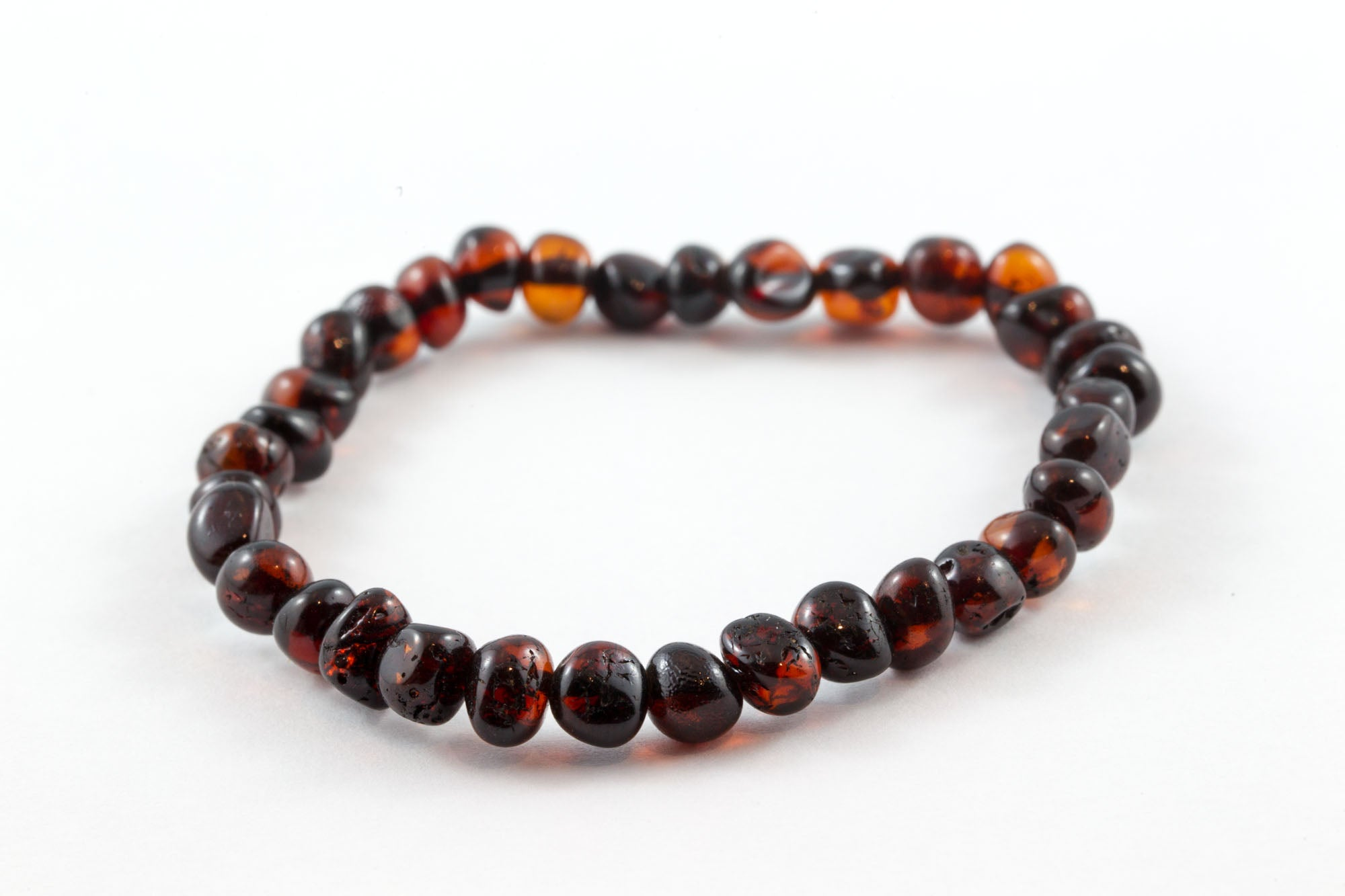 For Adult  Cherry Amber Bracelet