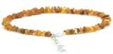 Amber Chain collar for Dog and Cat.