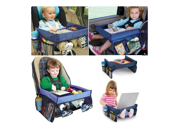 Children's Car seat Food and play Tray.