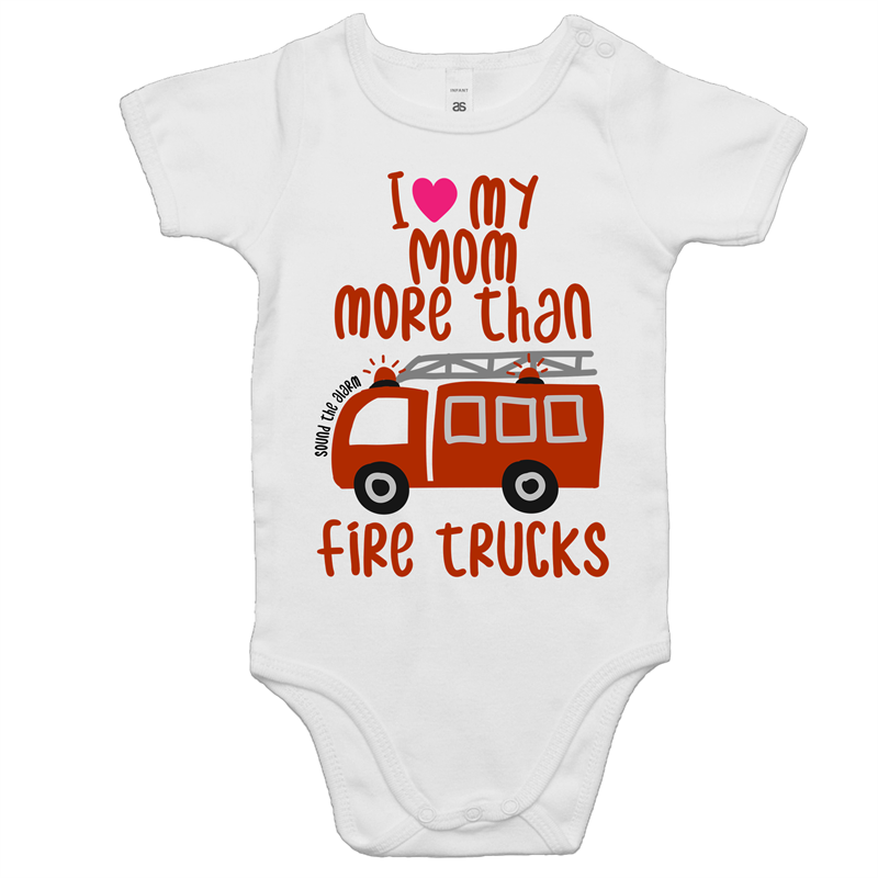More than fire truck