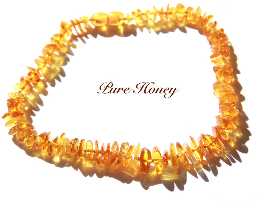 European Baltic Amber necklace
