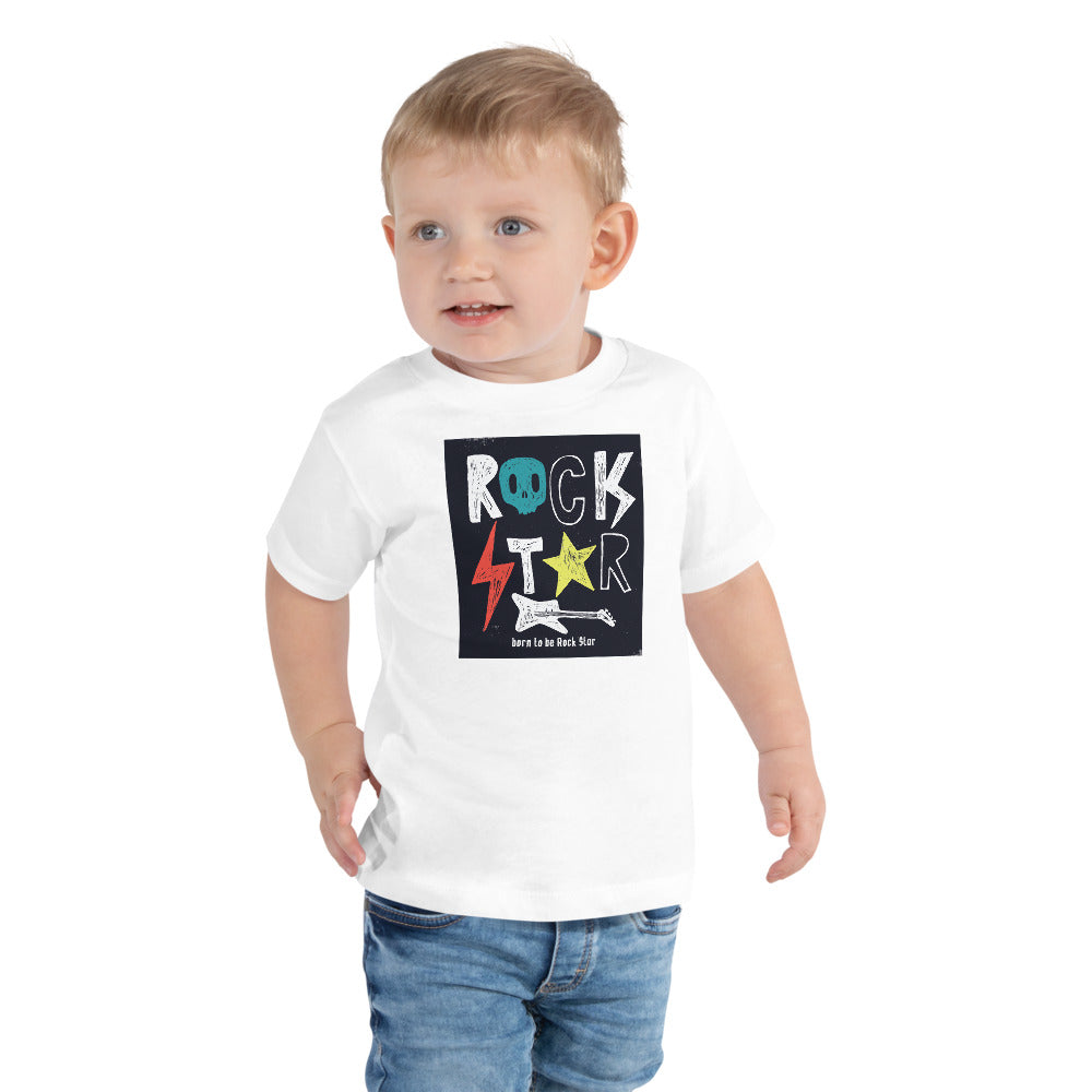 Toddler Short Sleeve Tee - Printful Ogo