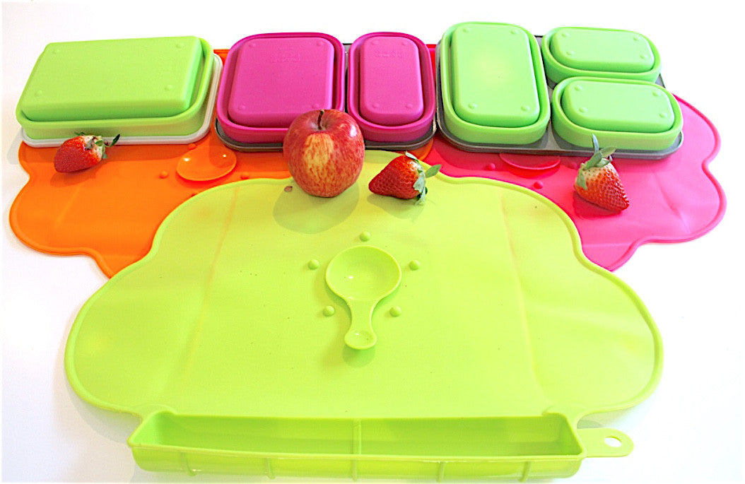 New Lunch box ideas
