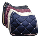 BOT Equine Saddle Pad Dressage Nights Co PROMO