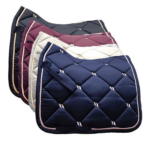 BOT Equine Saddle Pad Dressage Nights Co