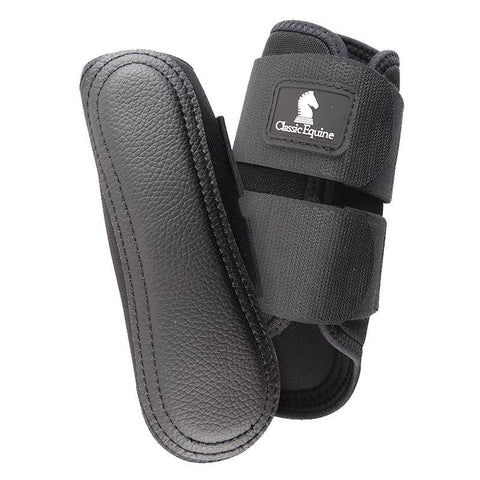 CE Airwave Splint Boot Black