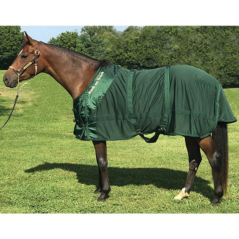 BOT Equine Sheet (Mesh) Green