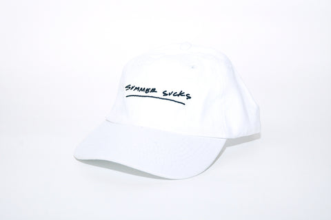 Summer Sucks hat
