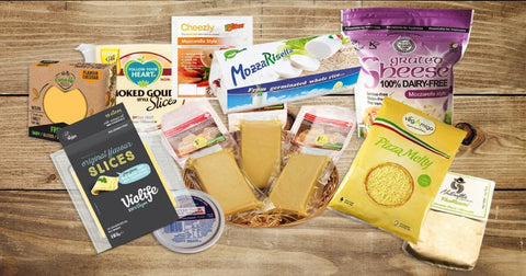 Metro: 10 Dairy Free & Vegan Cheeses You Must Try.