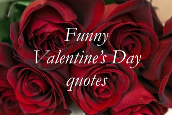 25 Funny Valentine's Day quotes and messages