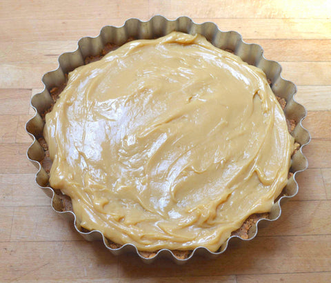 Banoffee pie recipe with chocolate chip crust