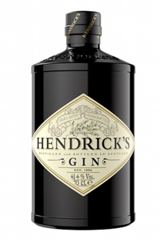 Pairing Hendricks gin with white chocolate