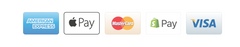 accepted payment types credit card icons